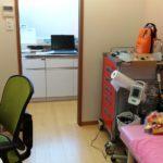 隔離待合室 兼 診察室2