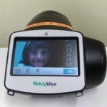 視力検査機械(スポットビジョンスクリーナー)